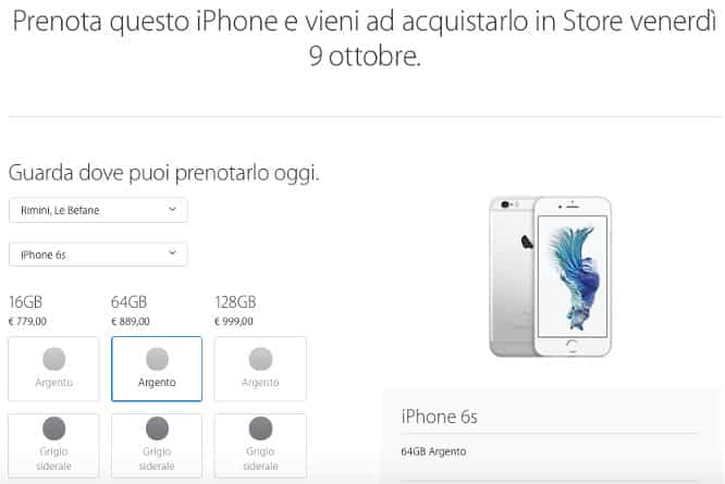 Apple taking reservations for new iPhones in six European countries