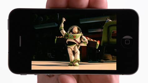 Apple airs new iPhone 4 ad touting Retina Display