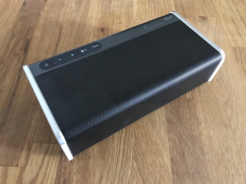 Review: Creative iRoar Go Portable Bluetooth Speaker