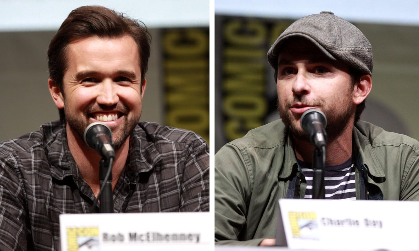 Apple orders new comedy series from 'It's Always Sunny in Philadelphia' duo