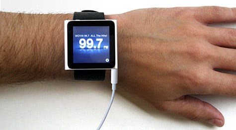 County Comm, iLoveHandles unveil watch bands for iPod nano 6G