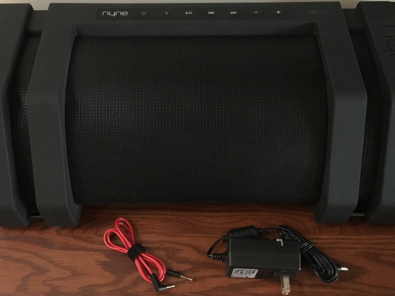 Review: Nyne Rock Wireless Bluetooth Speaker