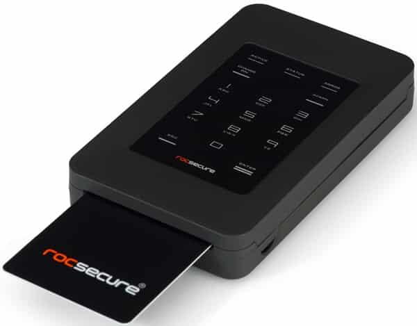 Rocstor 750GB Rocsafe MX Mobile