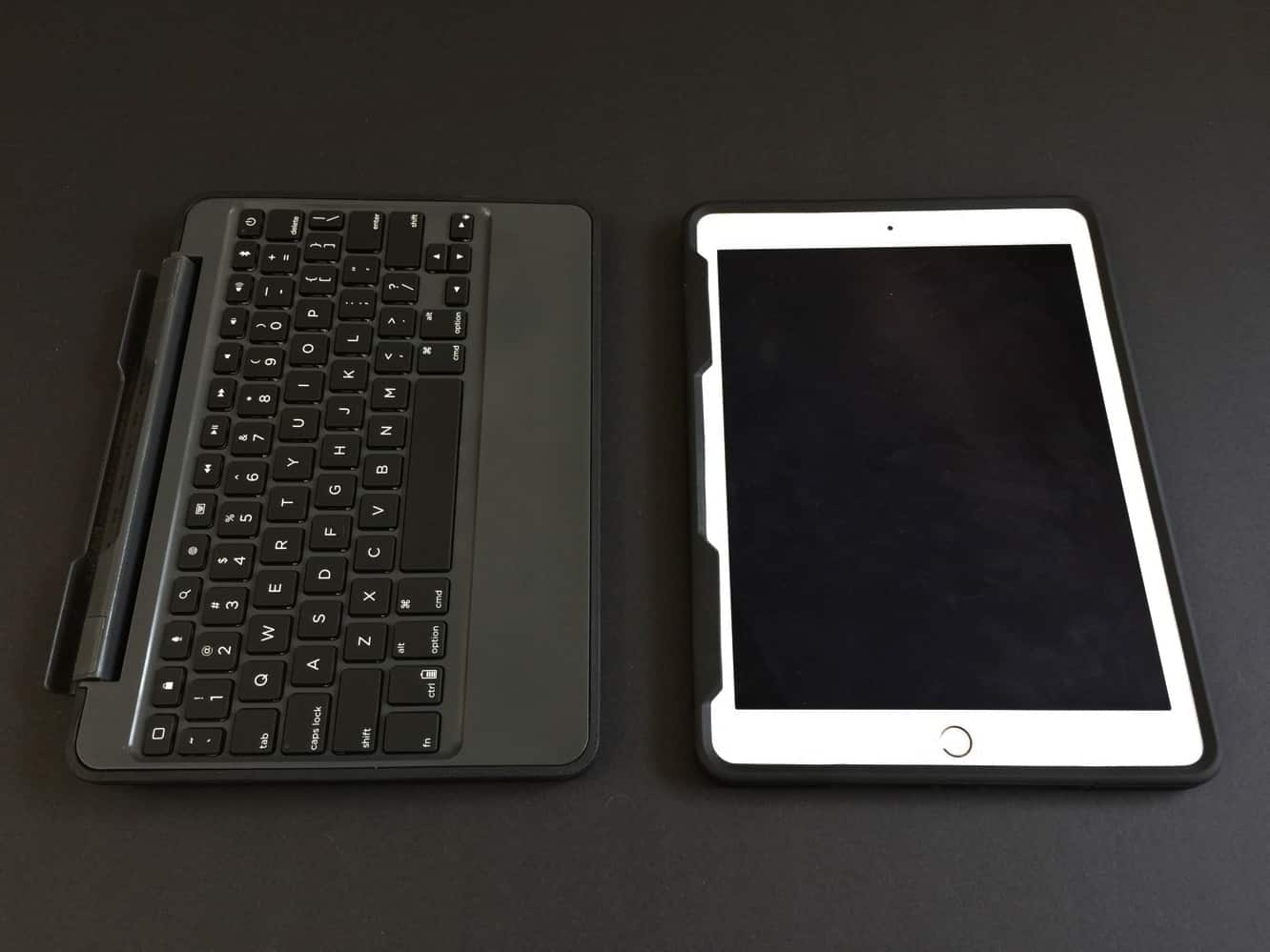 Review: Zagg Rugged Book for iPad Air 2