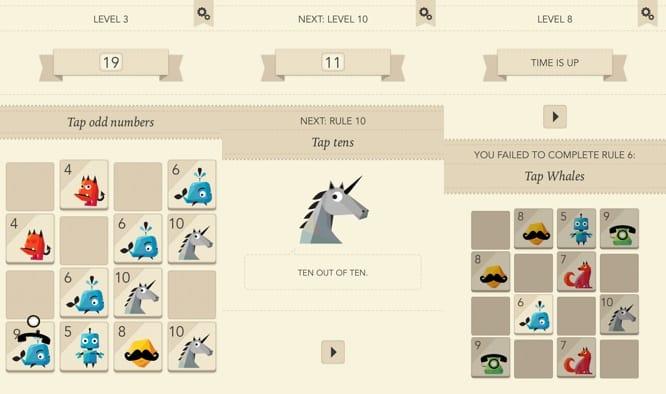 iLounge Game Spotlight: Rules!