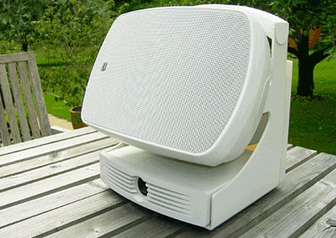 Russound AirGo uses AirPort Express for AirPlay