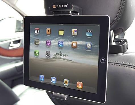 Satechi intros Headrest Mount for iPad