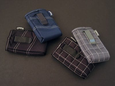 Review: Sumo Cases Quilted and Stripe
