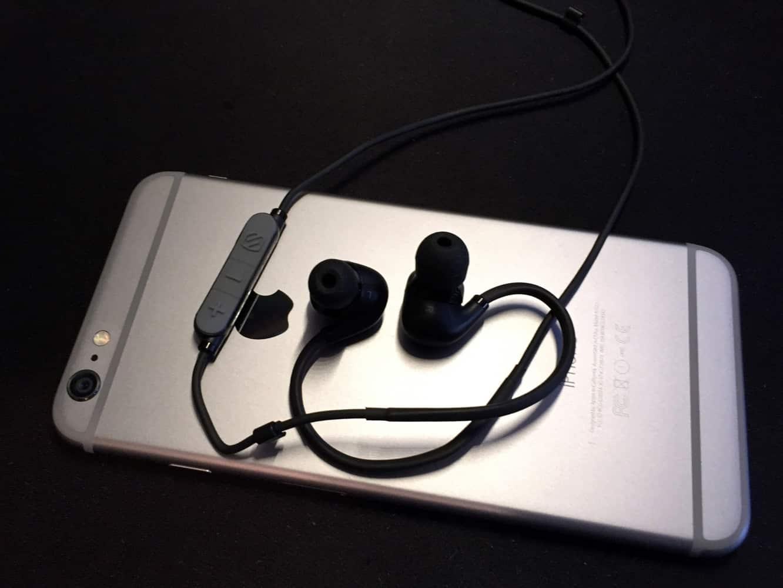 Review: Scosche SportclipAIR Wireless Bluetooth Earbuds