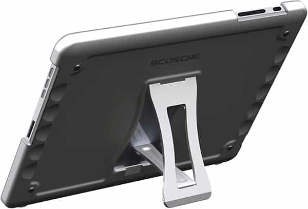 Scosche intros KickBack case for iPad