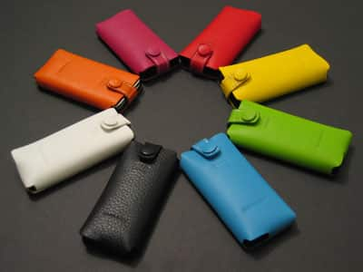 Review: Shinnorie EZgoing Leather Pouch for iPod nano