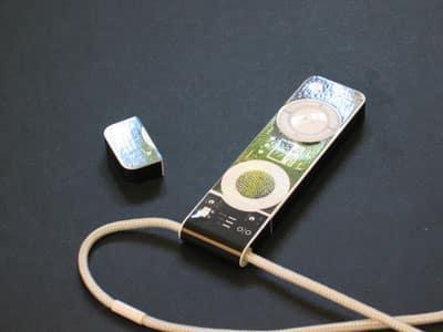 Review: Shufflesome Stickers for iPod shuffle