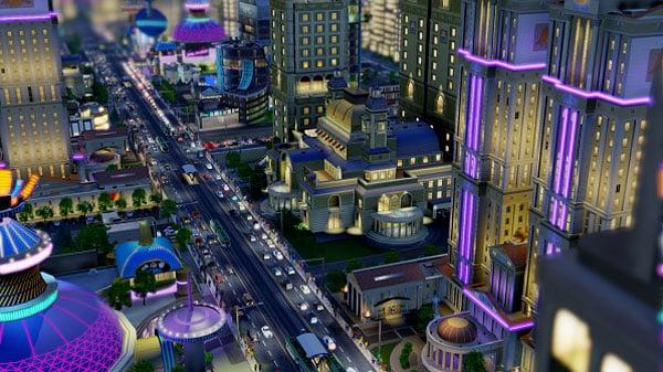 Electronic Arts SimCity
