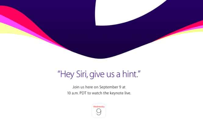 Follow iLounge's live coverage of today's Apple event