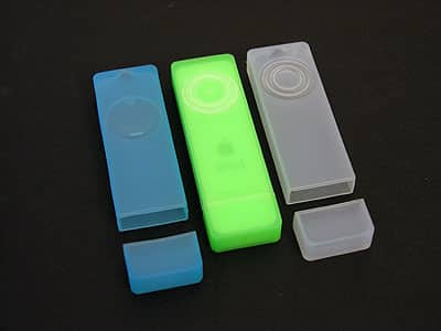 Review: Power Support Silicone Jacket for iPod shuffle
