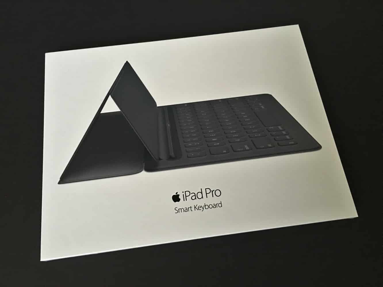 Review: Apple Smart Keyboard for iPad Pro