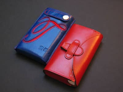 Review: a.b. sutton Handmade Leather Cases for iPod mini