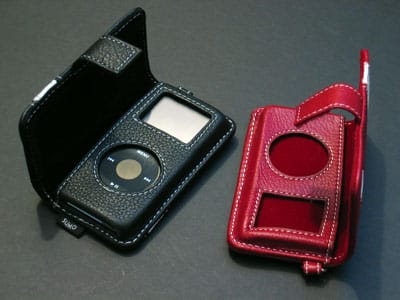 Review: Sumo Cases Flip and Stripe Cases for iPod nano