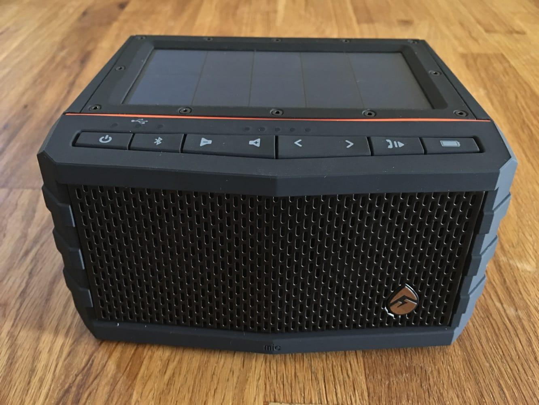 Review: Ecoxgear Sol Jam Bluetooth Speaker