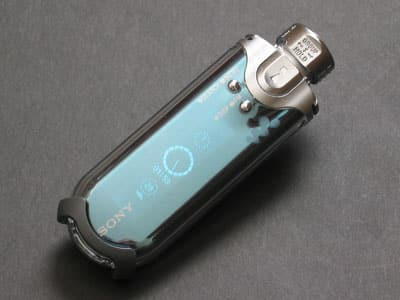 Backstage: Sony's stylish iPod shuffle competition