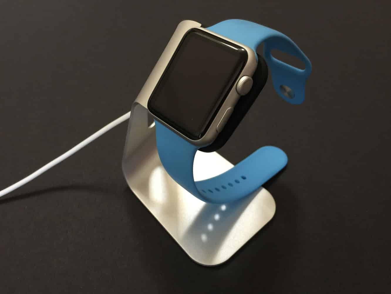 Review: Spigen Apple Watch Stand S330