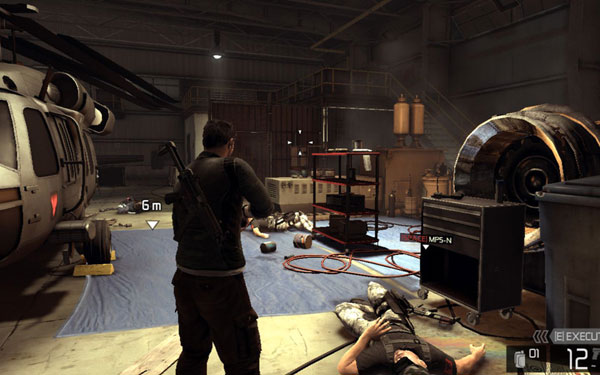 Ubisoft Tom Clancy's Splinter Cell Conviction