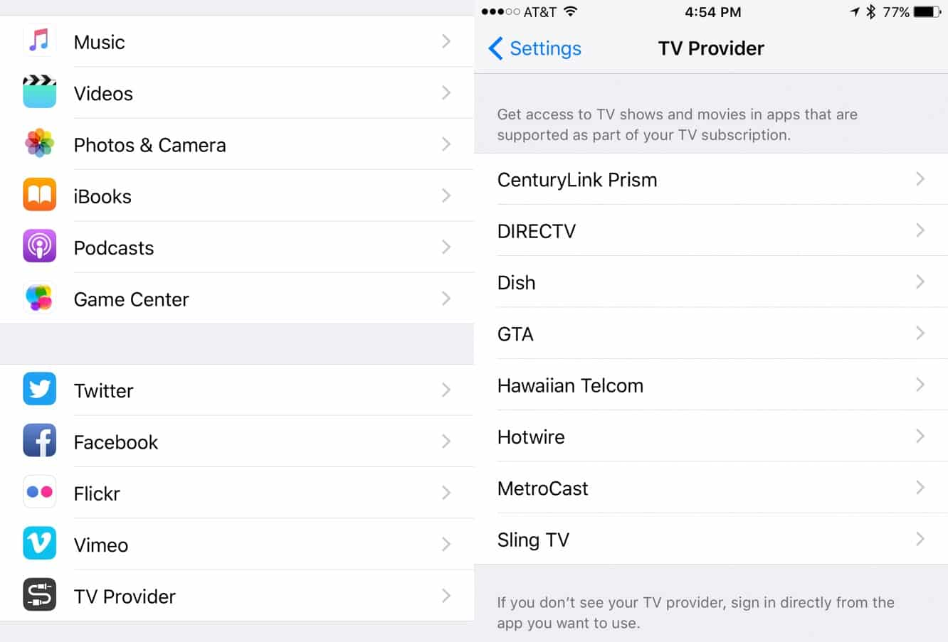 Apple enables Single Sign-On across all iOS 10 and tvOS 10 devices