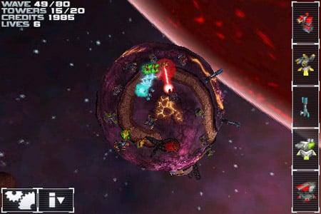 Ngmoco previews upcoming title Star Defense