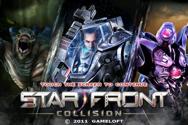 Review: Gameloft Starfront: Collision