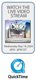 """iLounge and iSkin at the """"Show some Skin"""" Event NYC"""