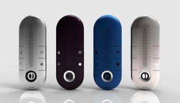 SuperTooth at 2012 CES: Disco2 speaker, Crystal speakerphone