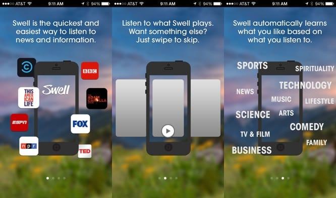 Report: Apple buying talk radio app Swell