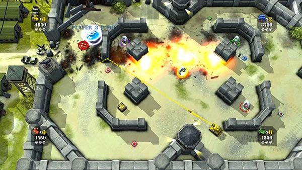 Gameloft Tank Battles