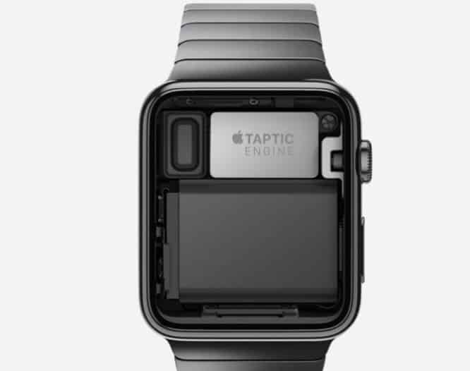 Limited Apple Watch supplies due to faulty taptic engine?