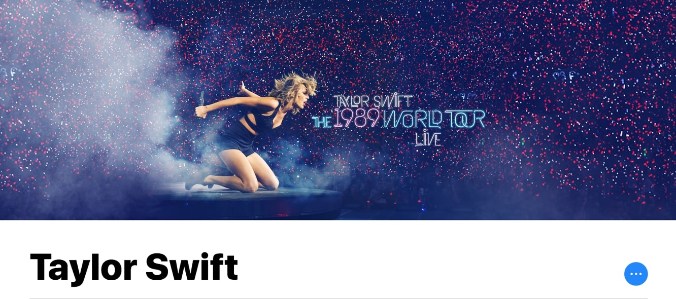 Taylor Swift returns to Spotify, ending Apple Music exclusive