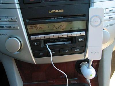 Review: Belkin TuneBase for iPod shuffle