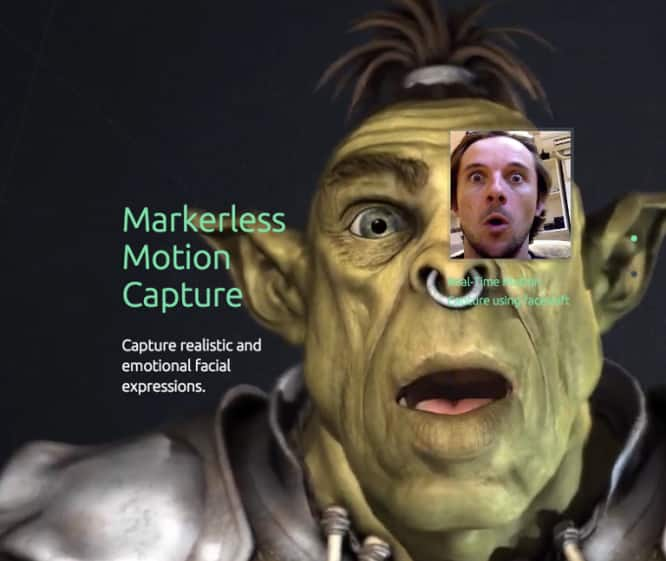 Apple buys motion capture company Faceshift