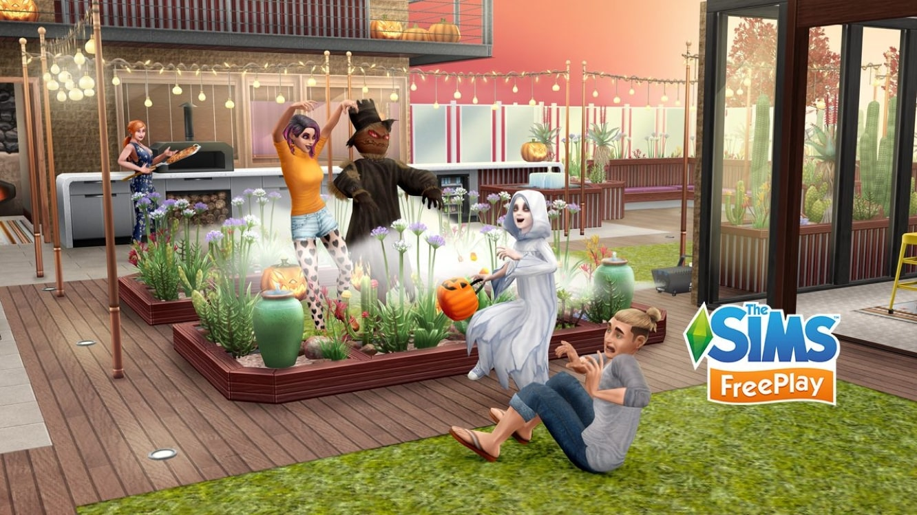 The Sims FreePlay adds augmented reality with ARKit 2