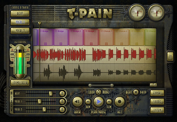 iZotope The T-Pain Engine