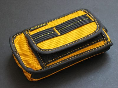 Review: Timbuk2 iPod Carrying Case