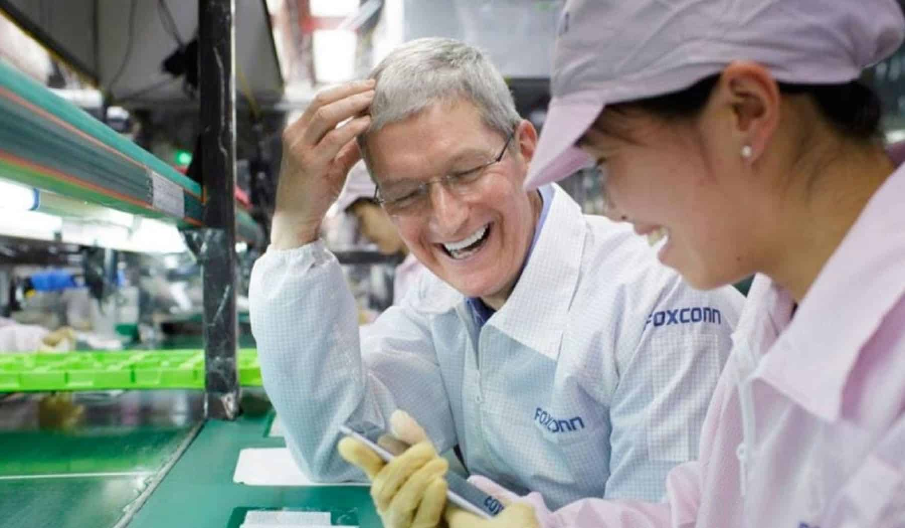 US lawmaker questions Apple CEO in regards to forced Uyghur labour report