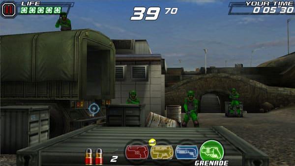 Namco Bandai Games Time Crisis 2nd Strike