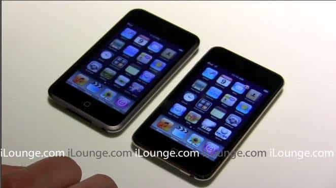 Hands-on: iPod nano 4G and iPod touch 2G