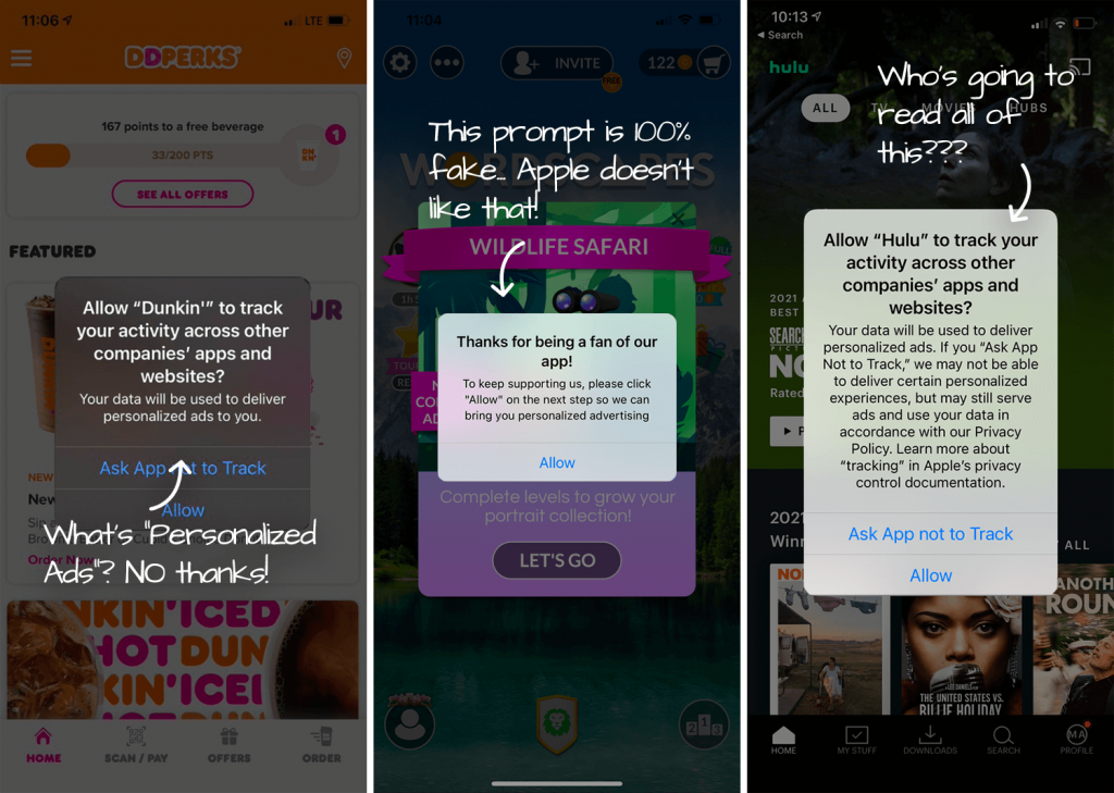 Apple developers update nearly 10,000 apps to support anti-tracking feature