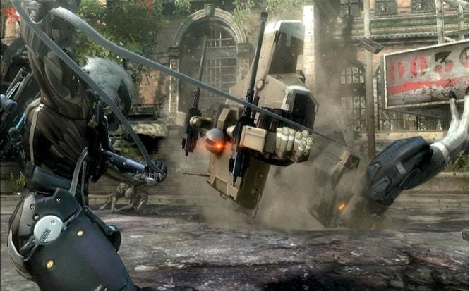 TransGaming Metal Gear Rising – Revengeance