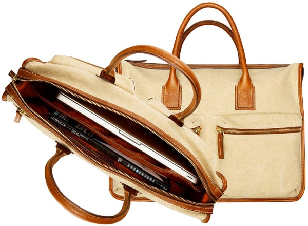 Travelteq Trash Canvas Messenger Bag