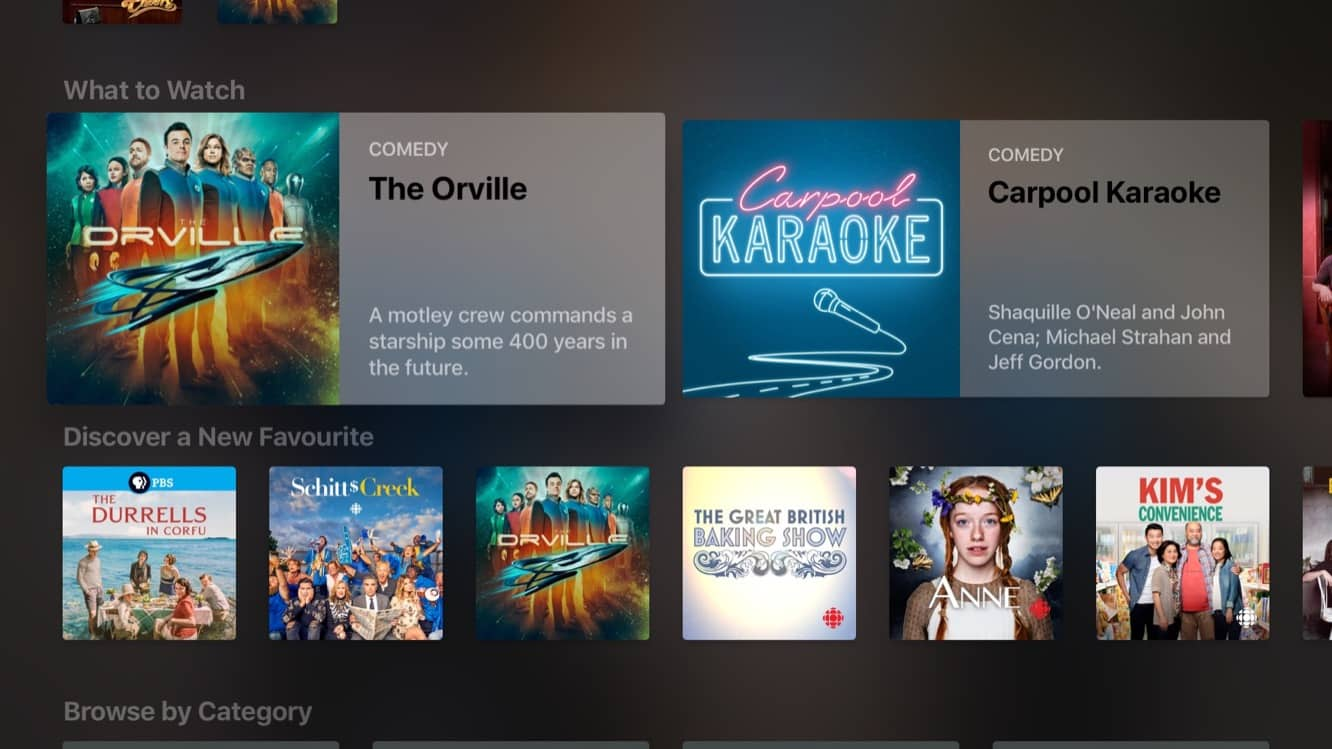 Apple may be adding Video Subscriptions to its TV app