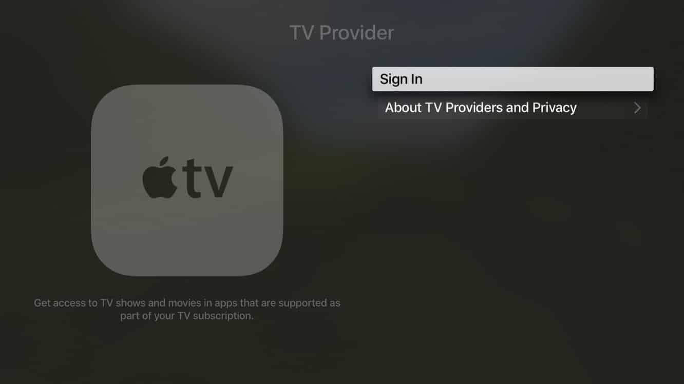 Apple adds Single Sign-On in tvOS 10.1 and iOS 10.2 betas