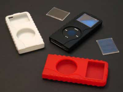 Review: XtremeMac Iconz, MicroGlove and TuffWrap for iPod nano