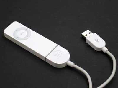 Review: DLO USB Dock Cable for iPod shuffle